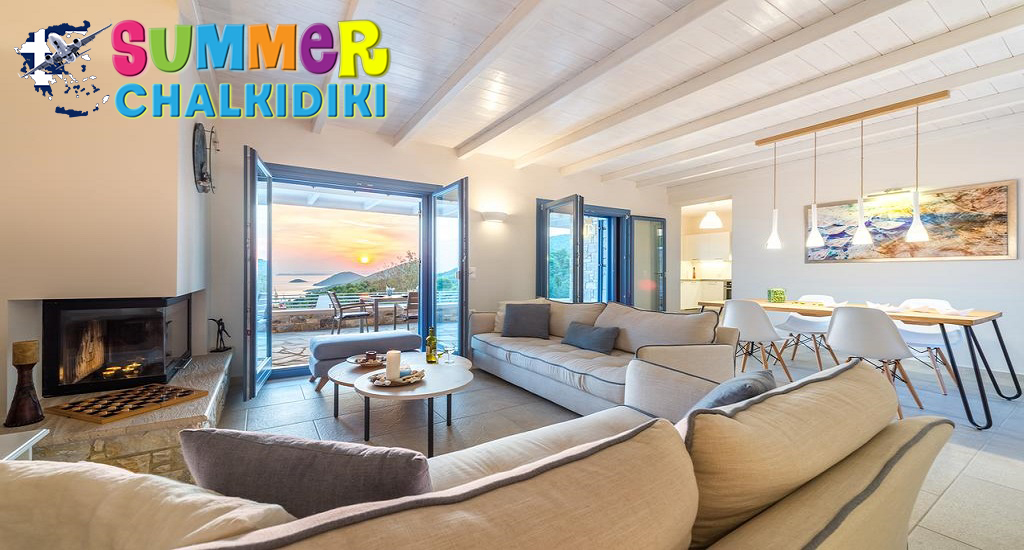 Villa Idealia  – Skopelos