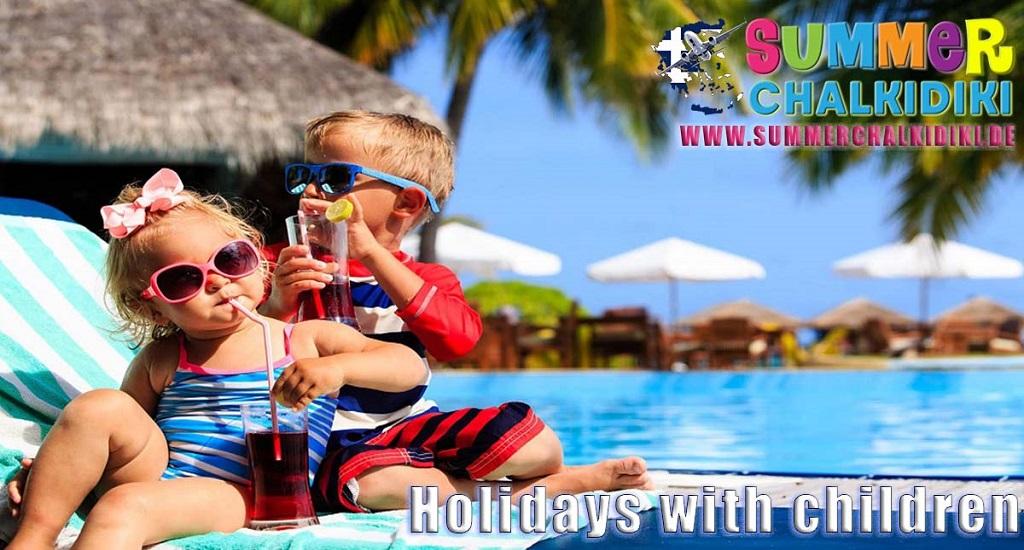 Holidays with children