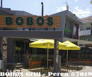 Bobos Grill