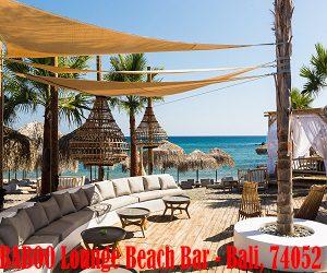 Baboo Lounge Beach Bar