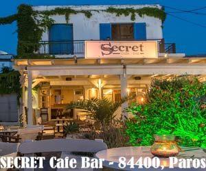 Secret Cafe Bar