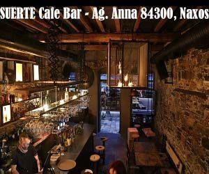 Suerte Cafe Bar