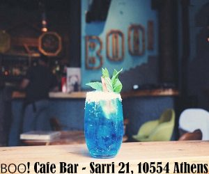 Boo! Cafe Bar