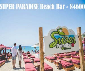Super Paradise Beach Bar