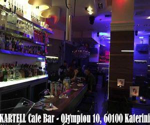 Kartell Cafe Bar