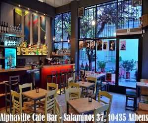 Alphaville Cafe Bar