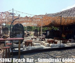 Saoki Beach Bar