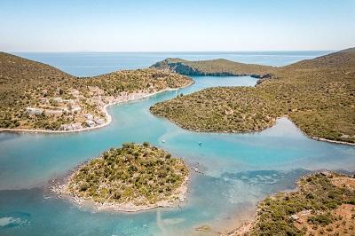 Die griechische Inselwelt ist einzigartig
