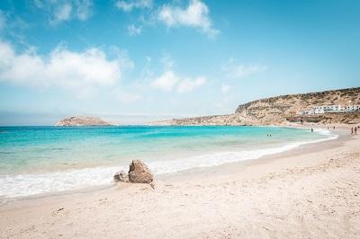 Traumstrände und günstige Preise gibt es auf unbekannten griechischen Inseln