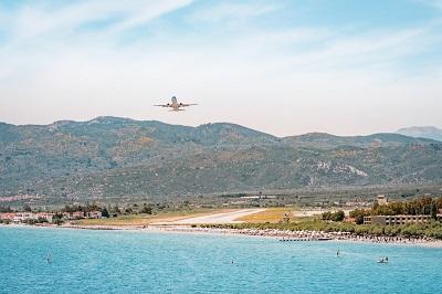 Jede große Insel besitzt einen Flughafen