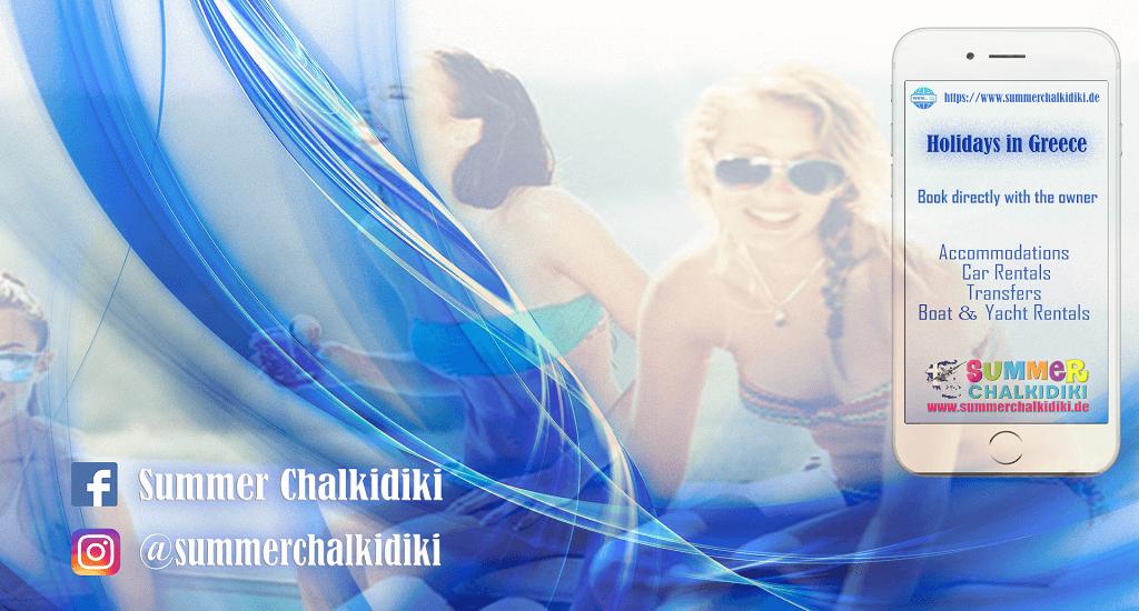 Summer Chalkidiki