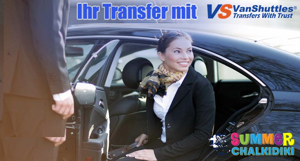 Ihr Taxi – Transfer