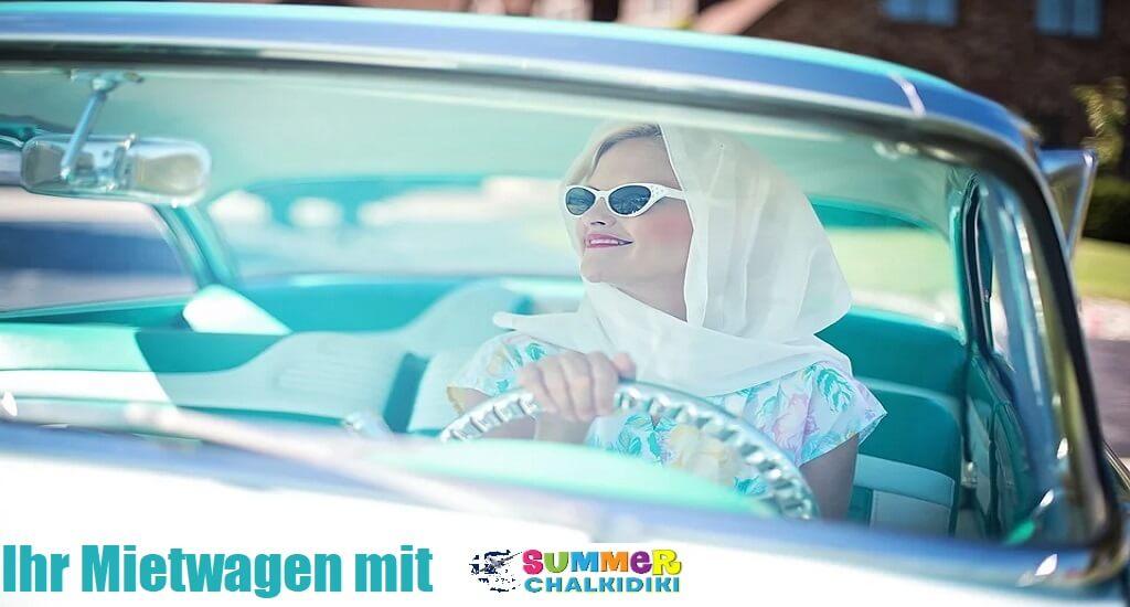 Ihr Mietwagen mit Summer Chalkidiki